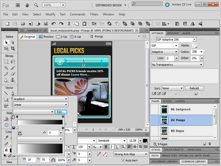 Adobe Fireworks CS6 2020 Mac Crack Download FREE – Mac Apps Stores