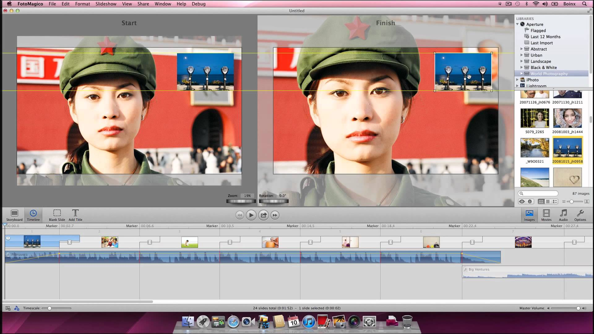 Boinx FotoMagico Pro mac