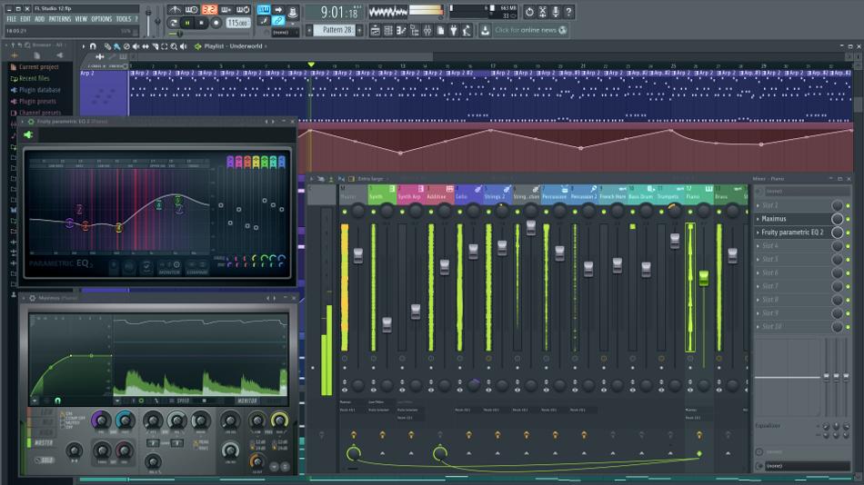 Image Line FL Studio Producer Edition mac