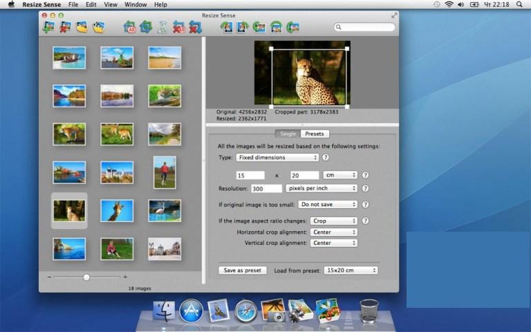 Image Resizer Mac