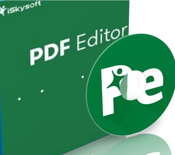 iSkysoft PDF Editor Pro