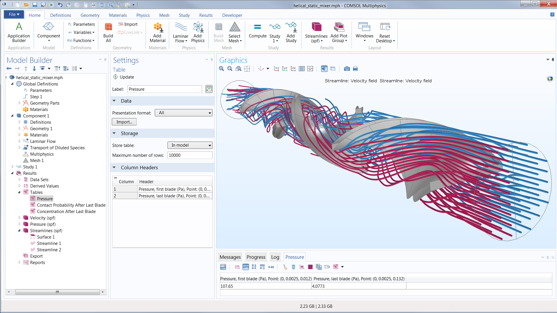 Comsol Multiphysics windows
