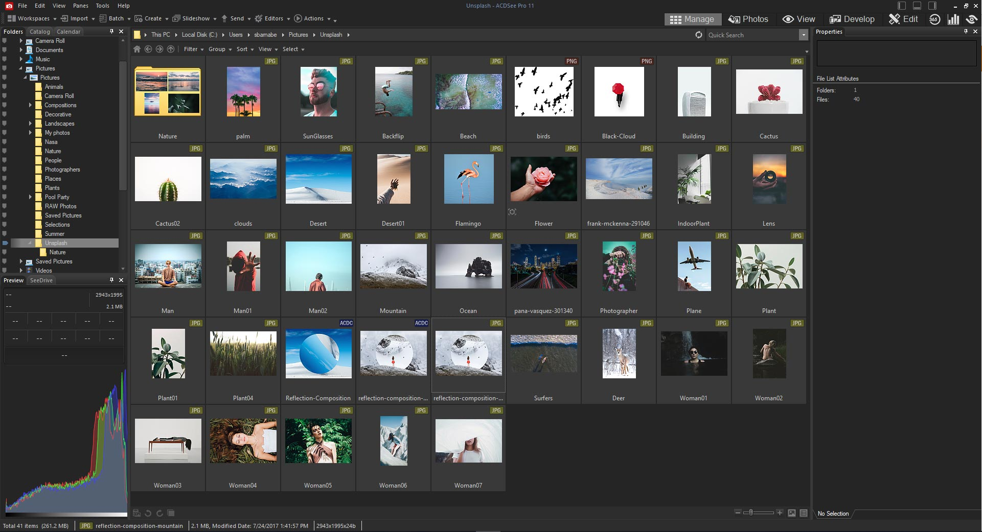 ACDSee Photo Studio Pro mac