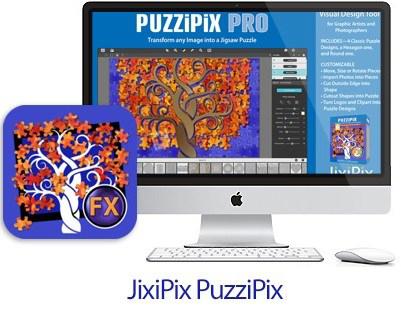 JixiPix PuzziPix