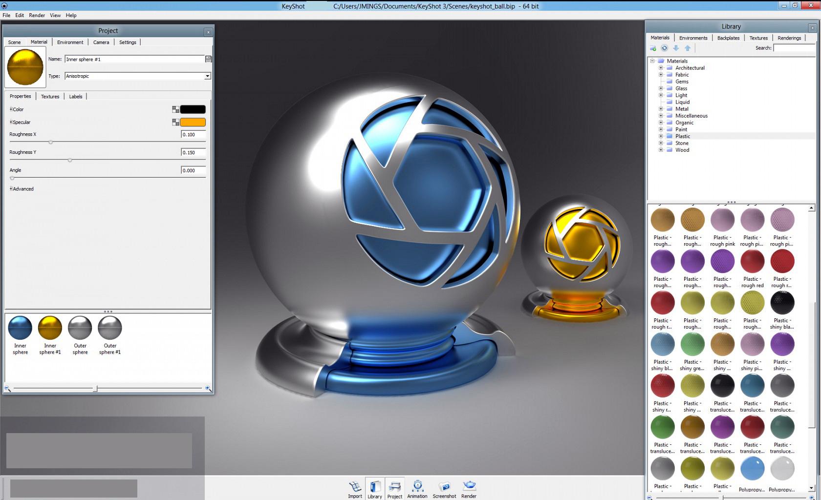 Luxion KeyShot Pro mac