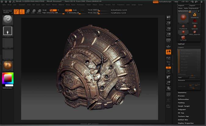 Pixologic ZBrush mac