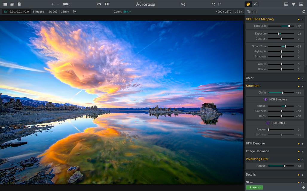Aurora HDR mac