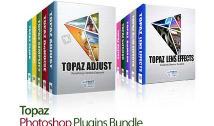 Topaz Labs Photoshop Plugins Bundle