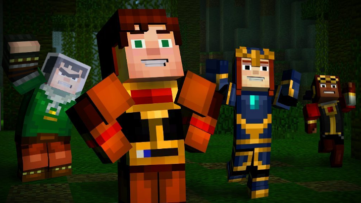Minecraft Story Mode mac