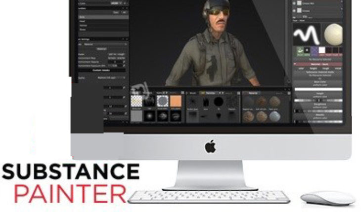 Allegorithmic Substance Painter