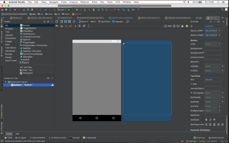 Android Studio mac