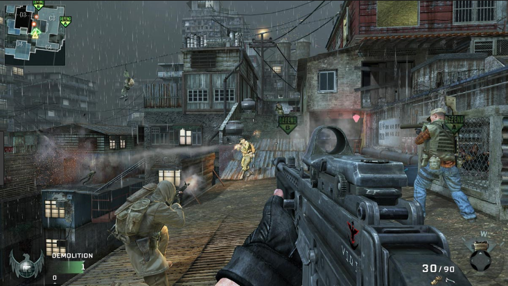 Call of Duty Black Ops windows