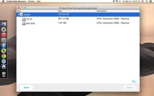 Cisdem DataRecovery mac