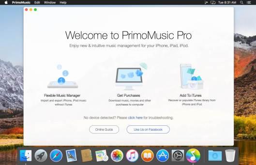PrimoMusic Pro windows