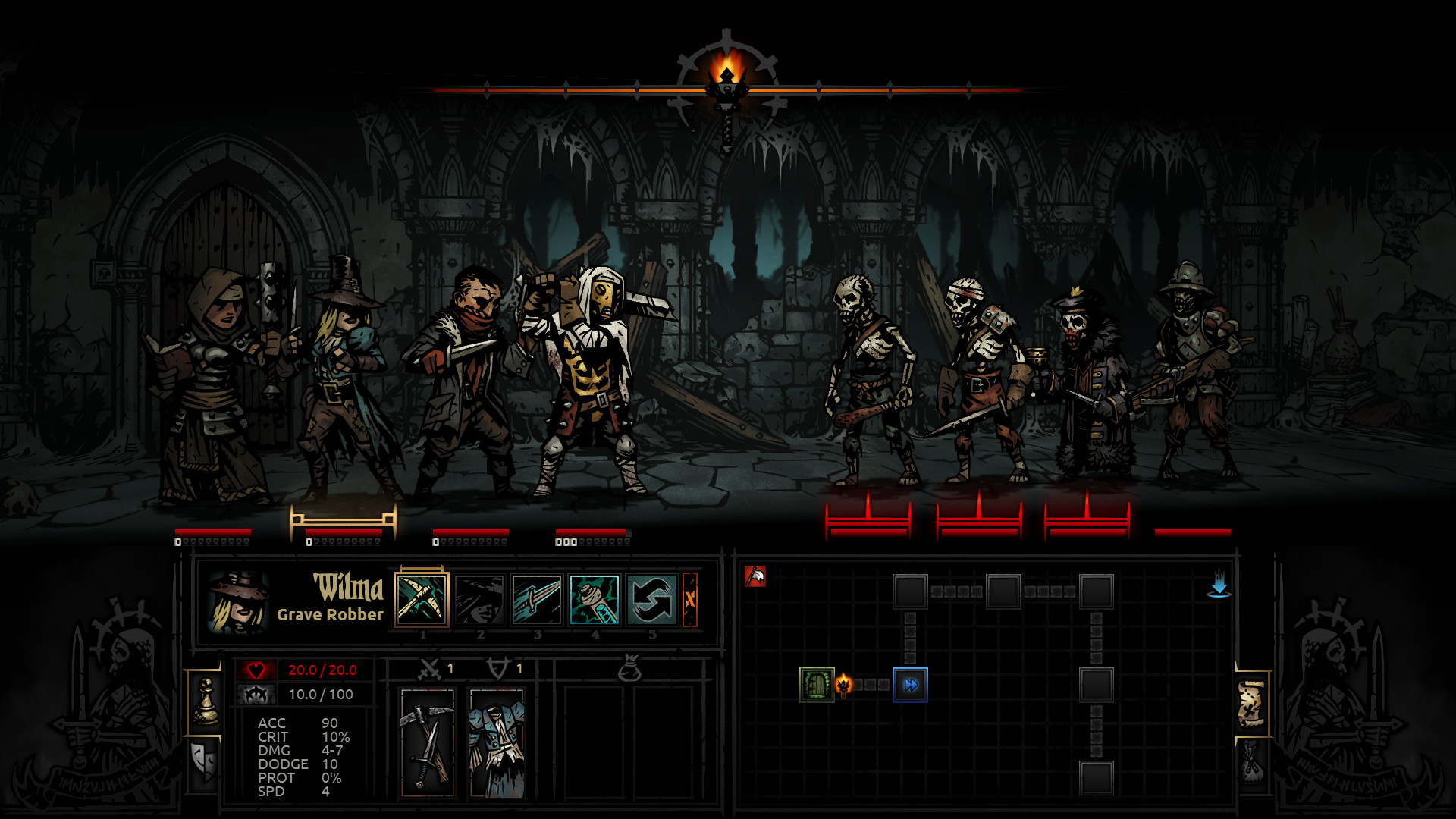 Darkest Dungeon windows