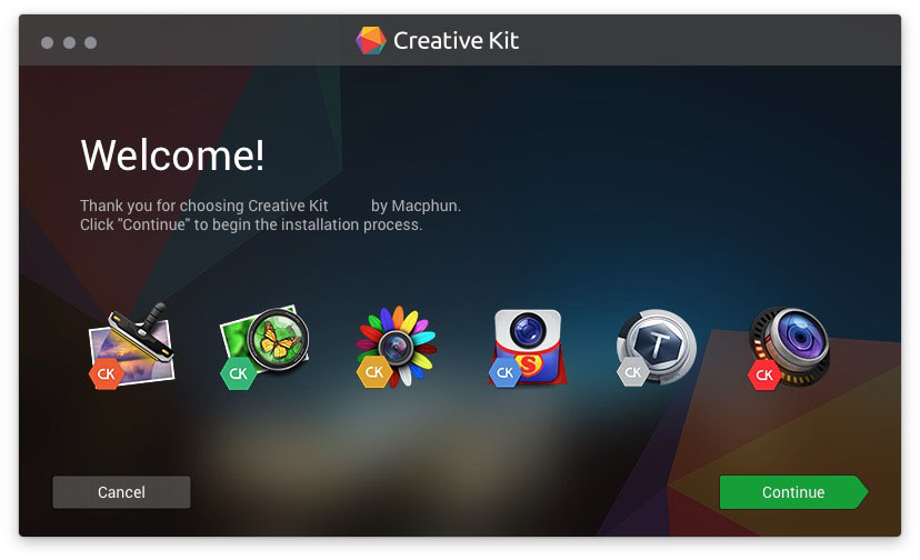 Macphun Creative Kit windows