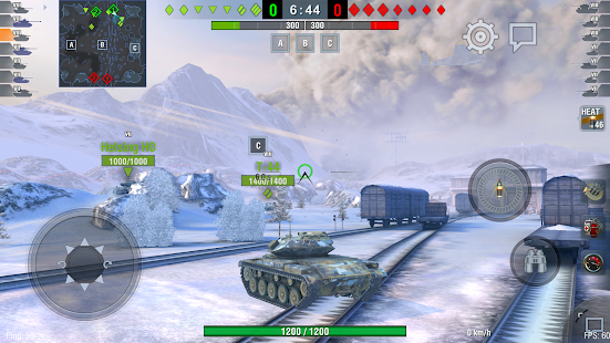 World of Tanks Blitz windows