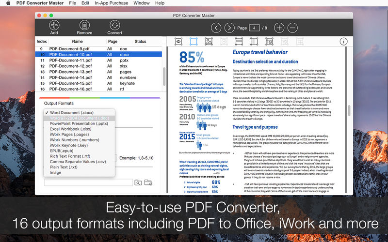 PDF Converter Master windows