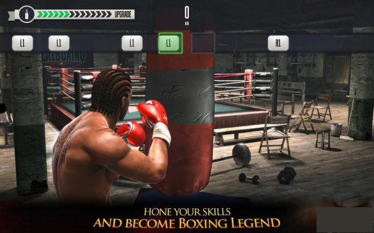 Real Boxing windows