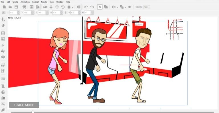 Reallusion CrazyTalk Animator for Mac