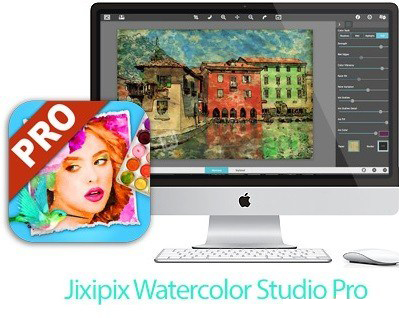 Watercolor Studio Pro