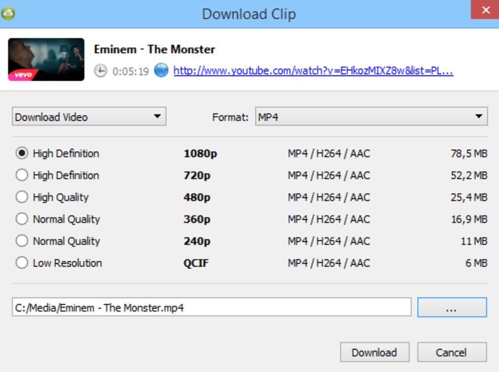 4K Video Downloader mac