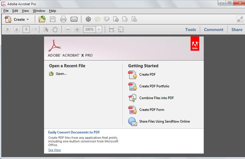 Adobe Acrobat XI Pro mac