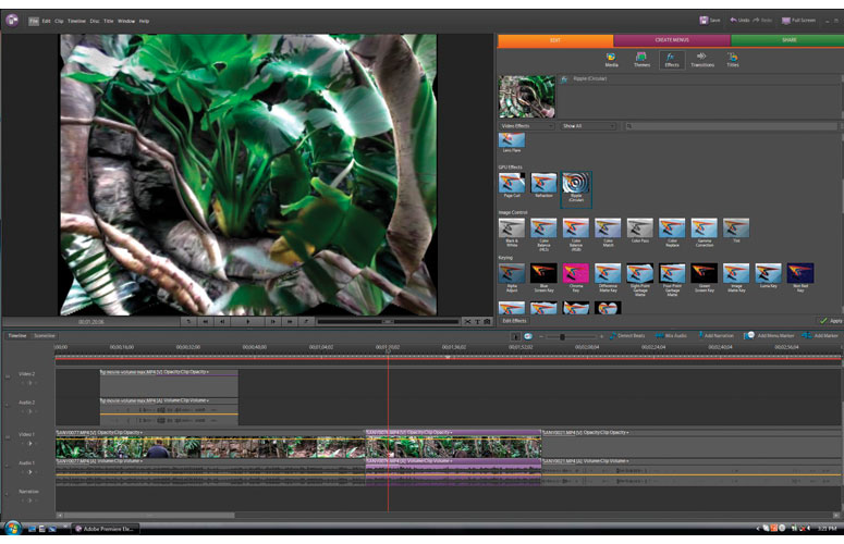 Adobe Premiere Elements mac