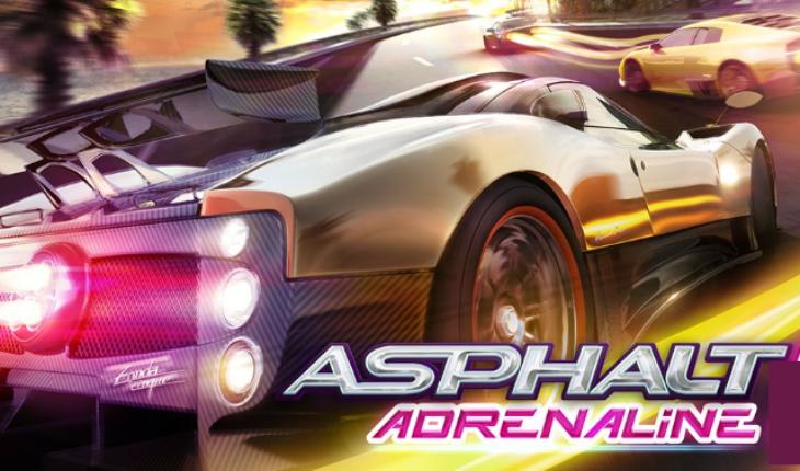 Asphalt Adrenaline