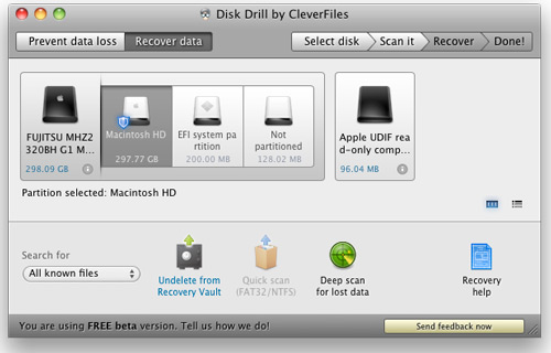 Disk Drill Enterprise mac