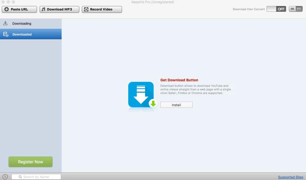KeepVid Pro mac