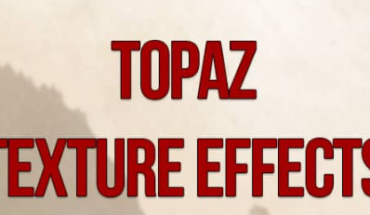 Topaz Texture Effects