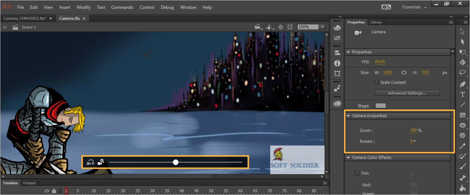 Adobe Animate CC mac