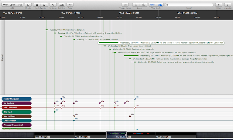 Aeon Timeline mac