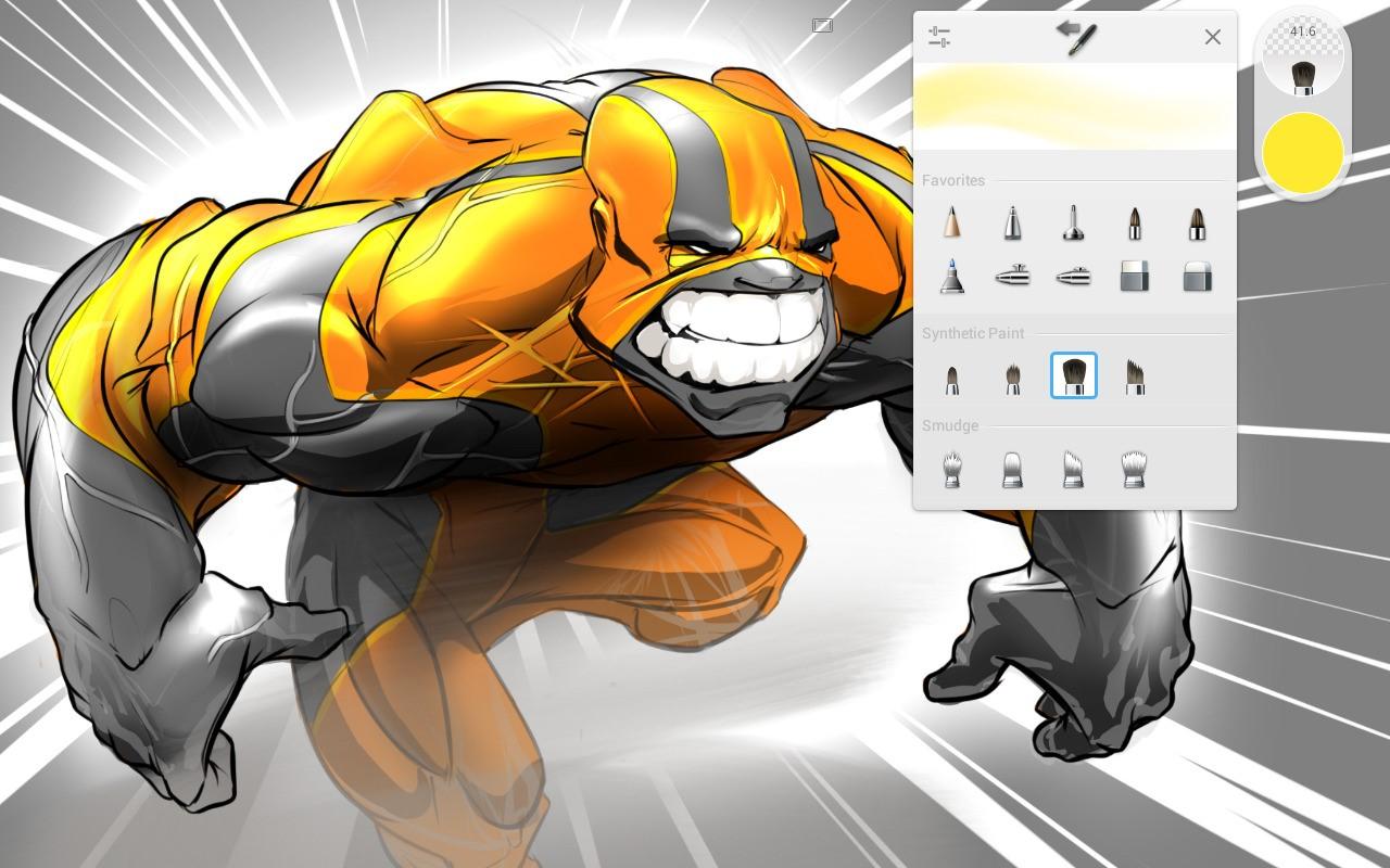 Autodesk SketchBook Pro mac