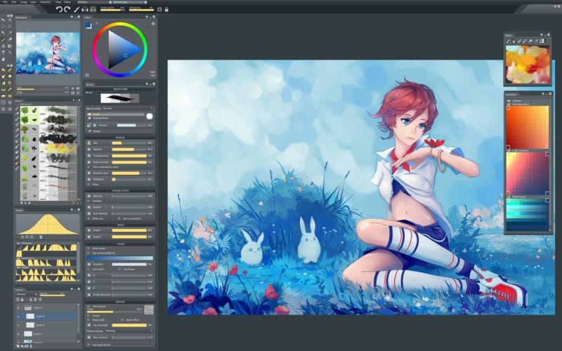 Paintstorm Studio mac