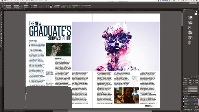Adobe InDesign CC mac